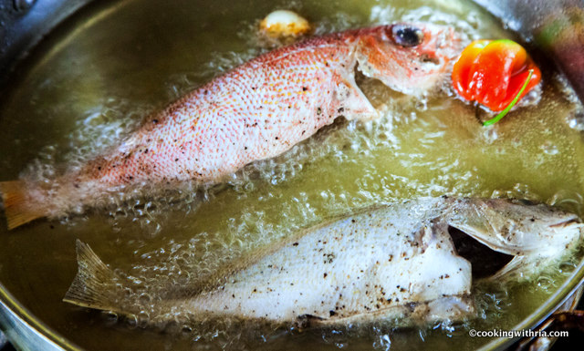 Recipes for Best oil for frying fish