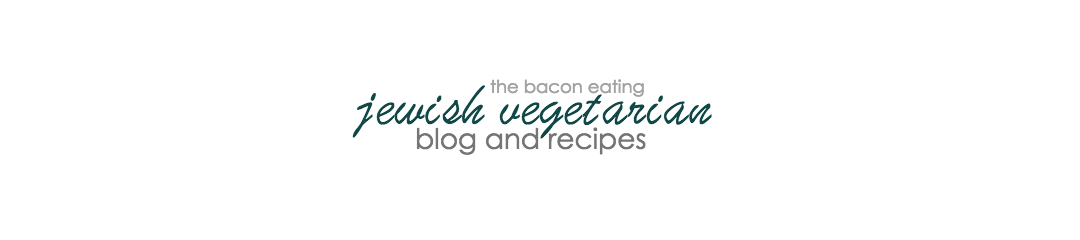 The Bacon Eating Jewish Vegetarian