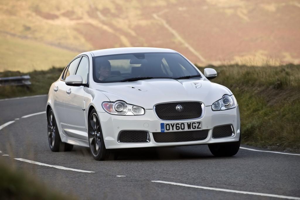 2011 Jaguar Xf Black Pack Car News And Show