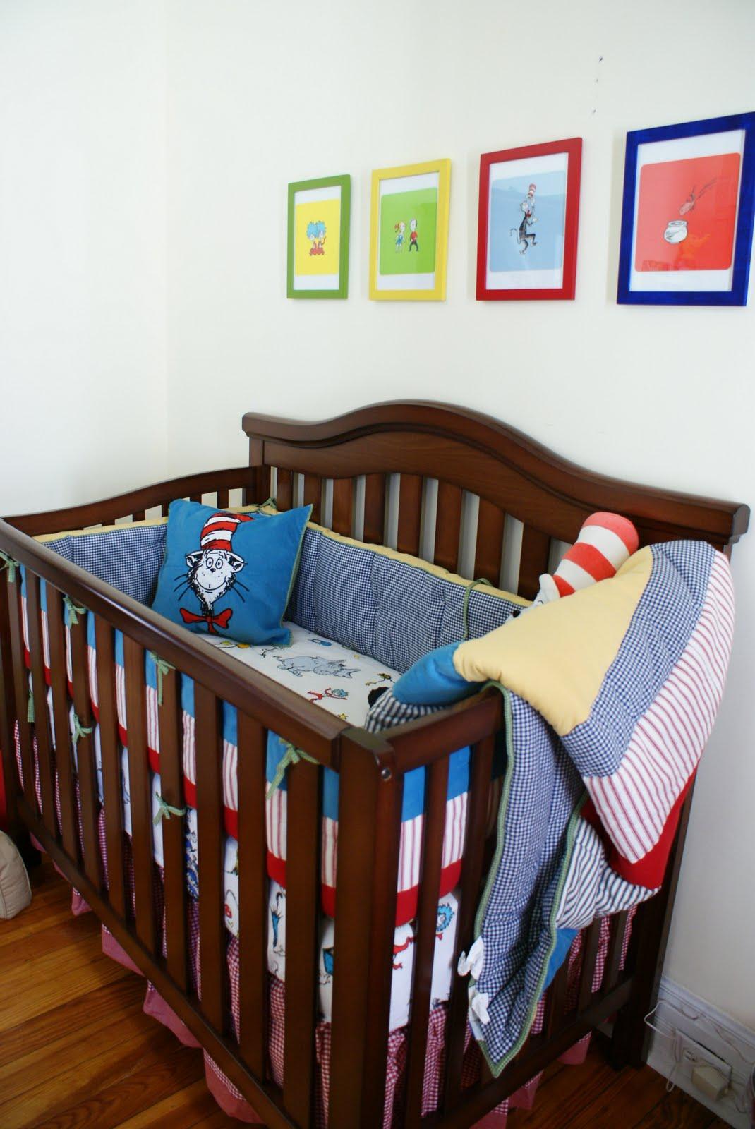Dr Seuss Themed Kids Room Ideas