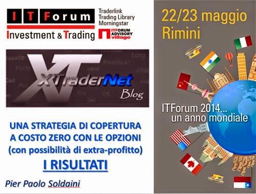 XTraderNet a ITForum Rimini 2014