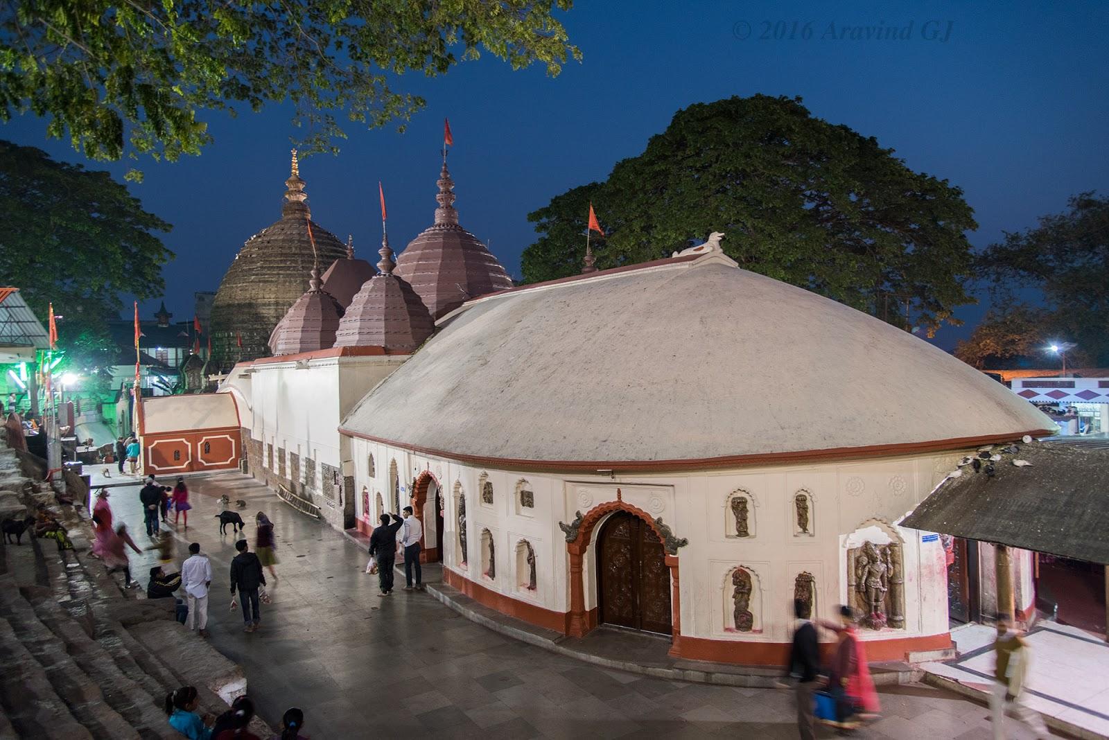 kamkhya temple