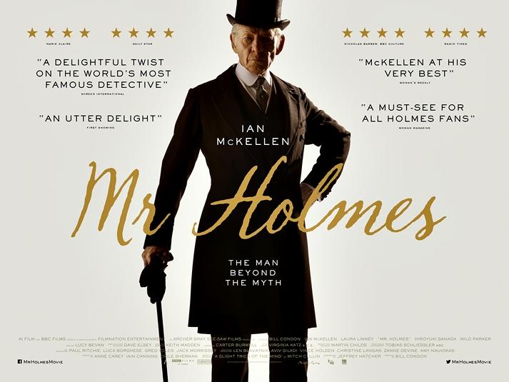 Póster: Mr. Holmes