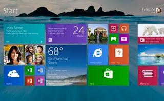 Cara Upgrade OS Windows 8.1