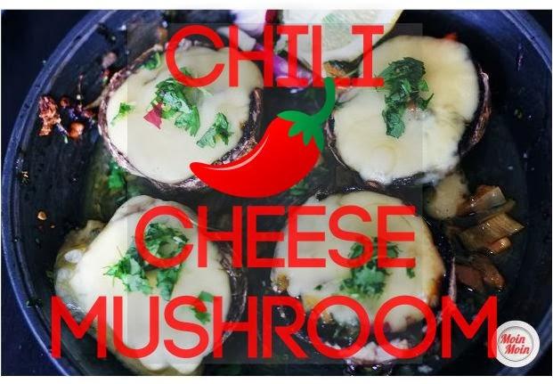 mushroom cheese