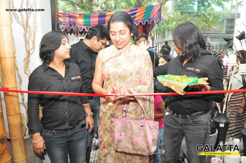 Suhasini at Launch of Deco aro at Khader Nawaz Khan Road hot images