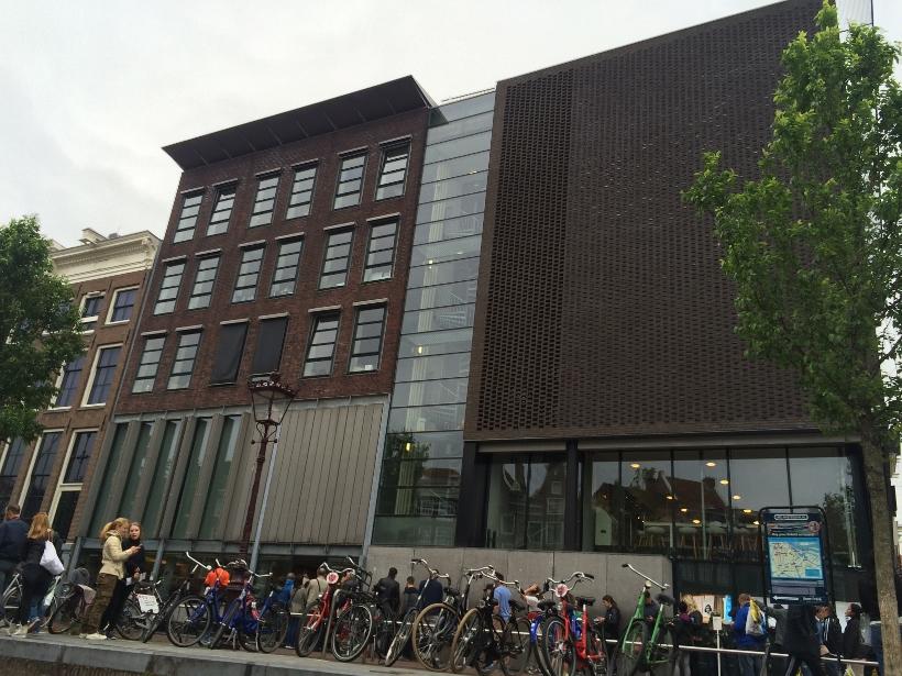 Ann Frank Haus Amsterdam