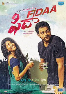 Fidaa 2017 [Hindi – Telugu] Dual Audio Uncut HDRip | 720p | 480p