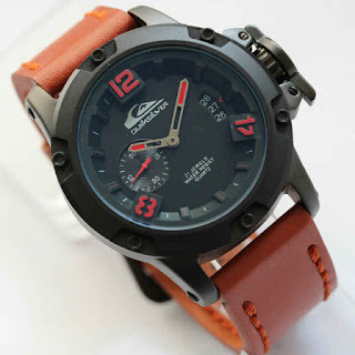 Quiksilver 6295 Brown List Red