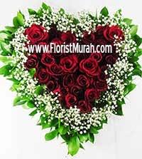 Jual Bunga Mawar Untuk Valentine