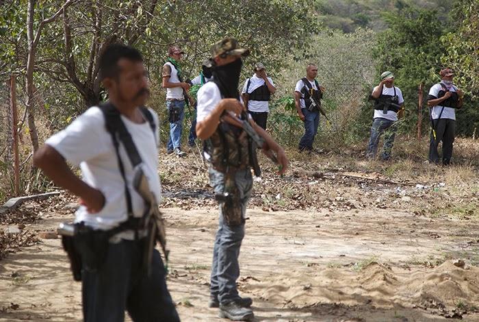 Michoacan Bajo Fuego.  Fotogaleria.  Las Victimas de Paracuaro 03_michoacan
