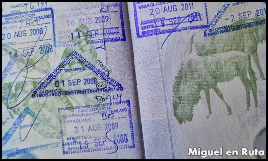 Tailandia-Visados-Trámites
