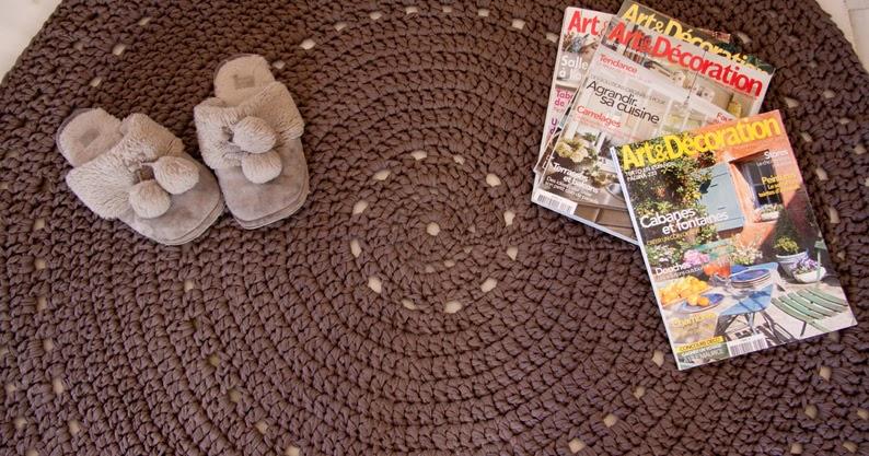 Sweet knit patr n de alfombra de ganchillo xxl m s grande for Que significa alfombra