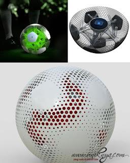 Penemuan Unik Di Dunia Sepak Bola