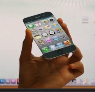 Iphone 5 concept design