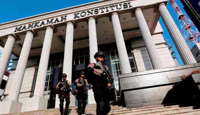 Sidang Pilpres di MK, Polisi Kerahkan 1.500 Personel