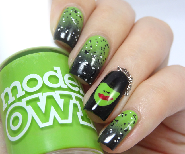 The Wickedest Witch There Ever Was Brit Nails