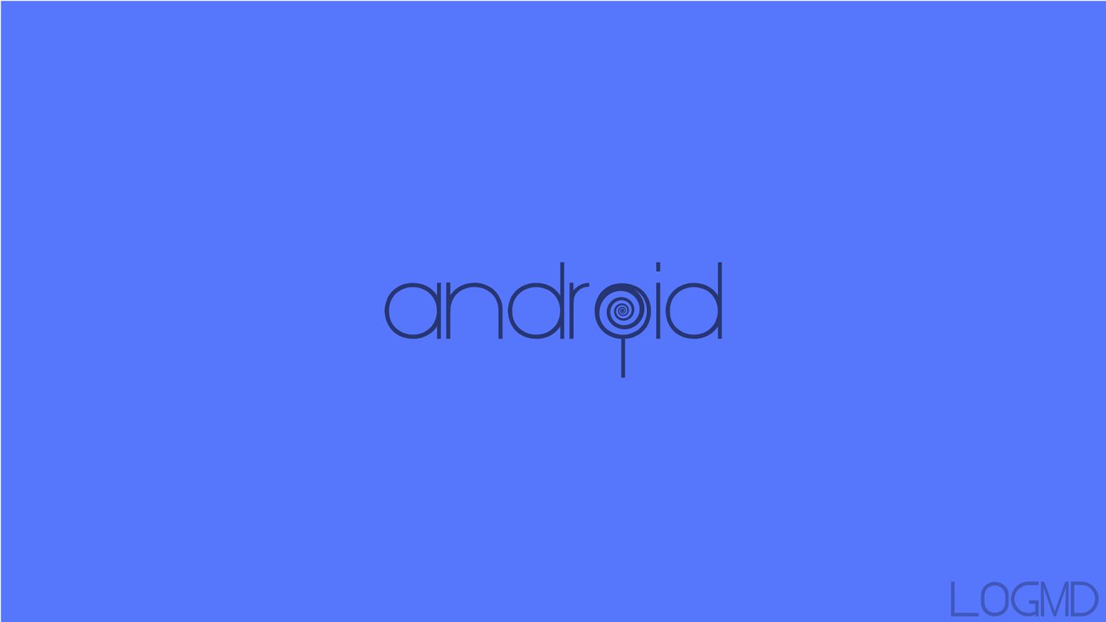 LOGMD Android 5.0 Lollipop Material Design Wallpaper Set! ~ LOGMD