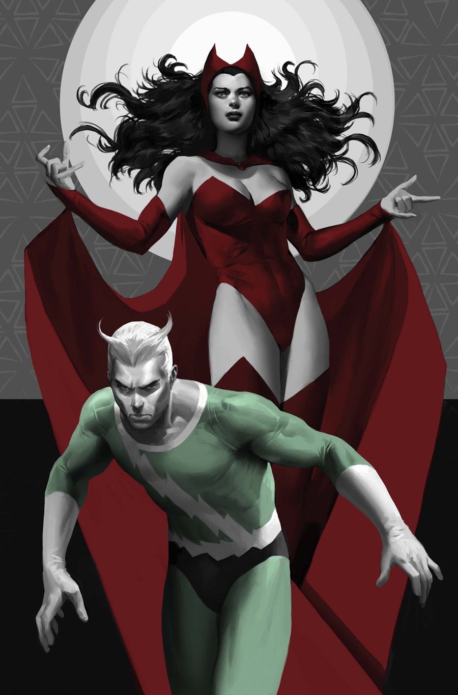 Quicksilver And Scarlet Witch Lovers Does Whatever a Comics...