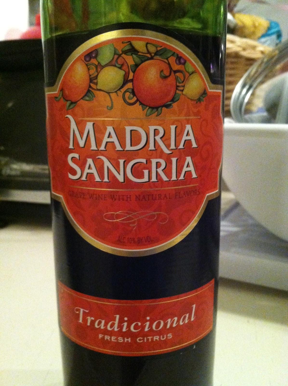 Madria Sangria - Home