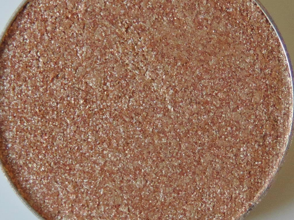Makeup Geek Foiled Eyeshadow- Magic Act