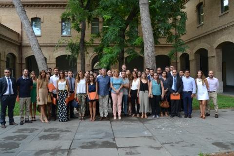 Treinta jóvenes se especializarán en internacionalización en 19 países con las Becas Talent de IVACE Internacional