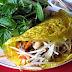 Bánh xèo mực - Món ngon Nha Trang