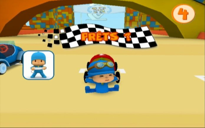 All Gaming Download Pocoyo Racing Wii Game Free