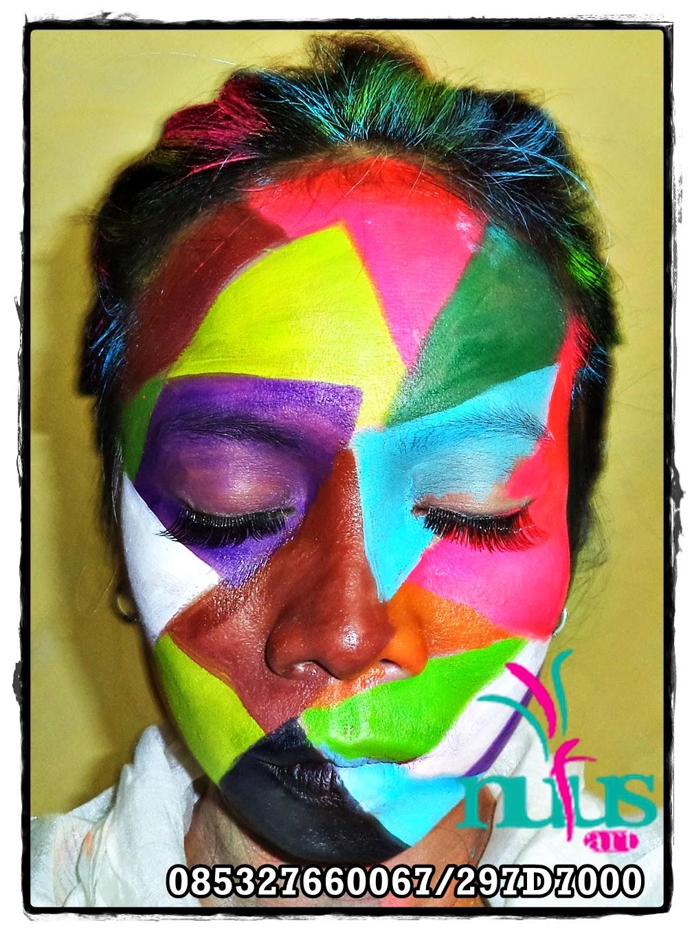 November 2014 Nufus ArtFace Painting Henna Body Painting