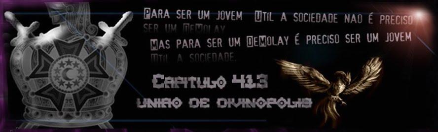 Capítulo nº 413 - União de Divinópolis .