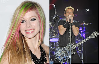 Avril Lavigne and Chad Kroeger is engaged