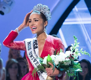 Miss Universe 2012 is USA Olivia Culpo