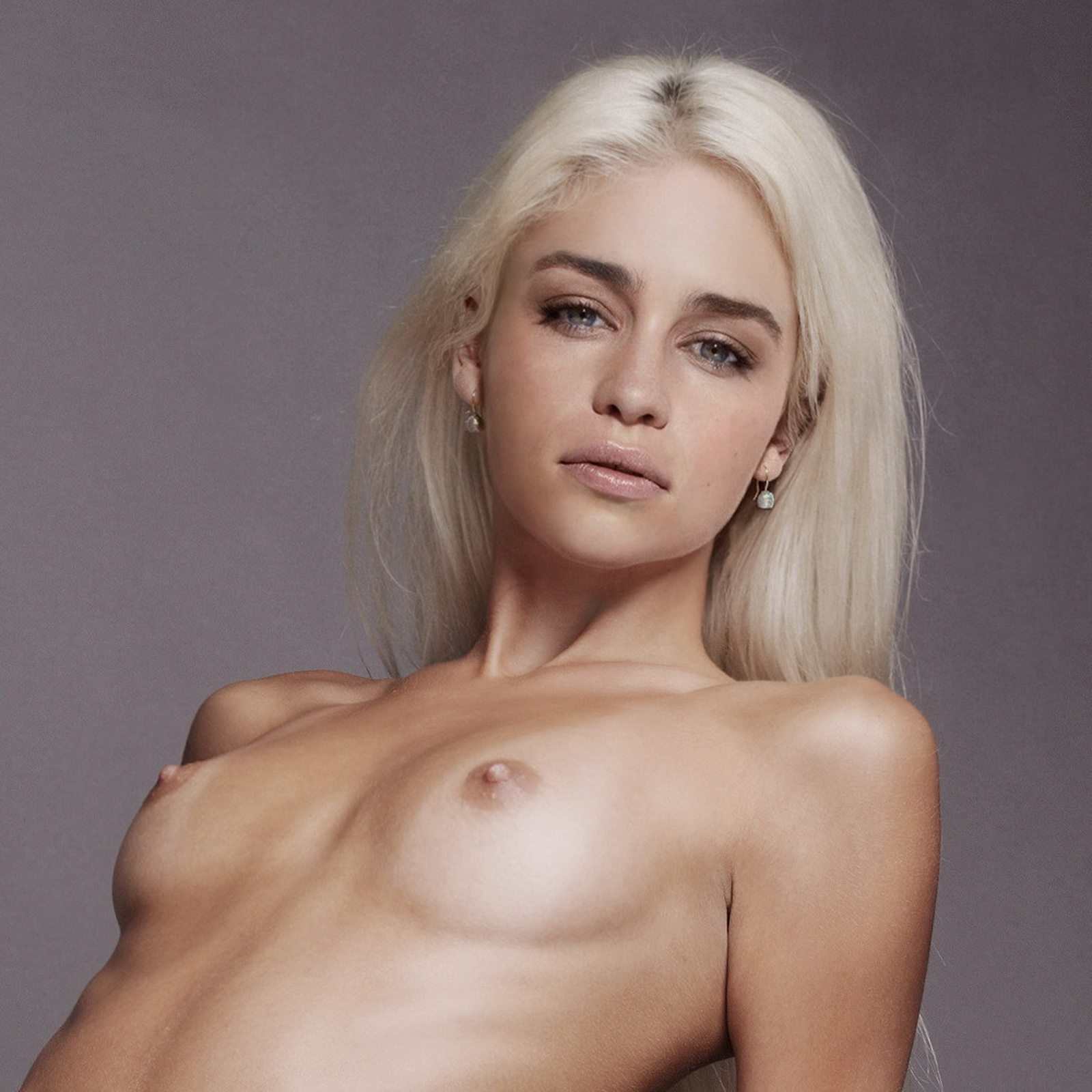 Emilia Clarke Nude Game of Thrones