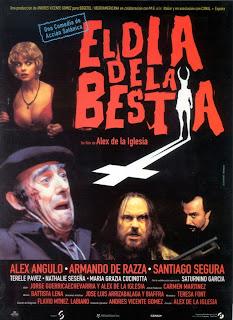 Watch The Day of the Beast (El día de la bestia) (1995) movie free online