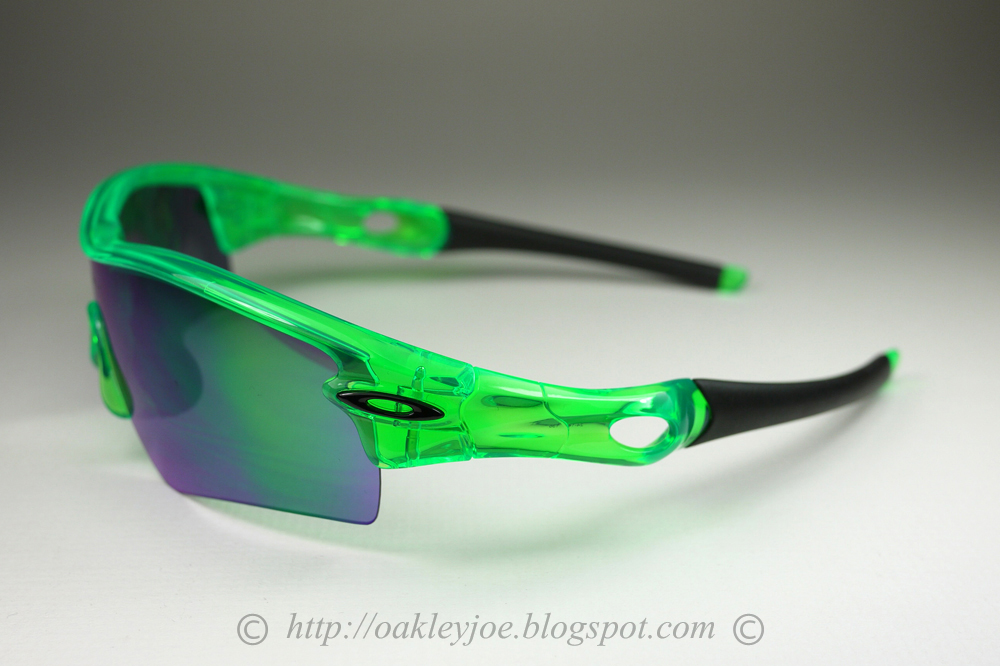 8e593f17cd Oakley Radar Path White Jade Green Iridium « Heritage Malta