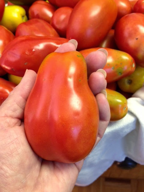 heart and sole food san marzano heirloom tomatoes nc 39 s new cash crop. Black Bedroom Furniture Sets. Home Design Ideas