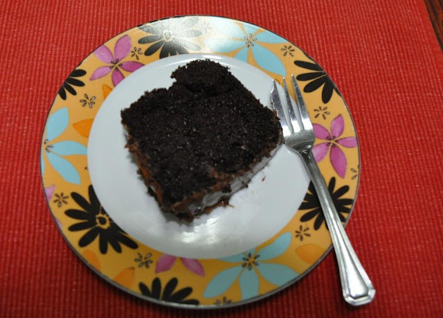 Chocolate Cake Recipe by www.dish-away.com