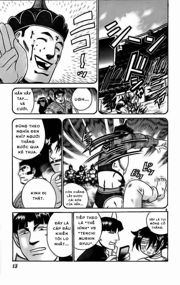 Kenichi trang 10