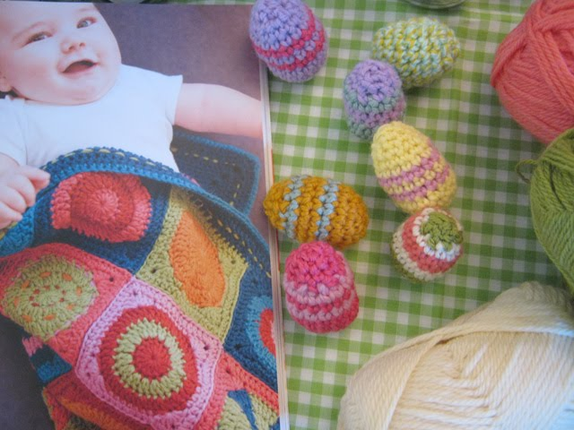 Sweater Surgery How To Crochet An Easter Egg