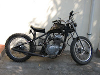 MODIFIKASI KAWASAKI BINTER MERZY-MODIFIKASI chopper-skeleton