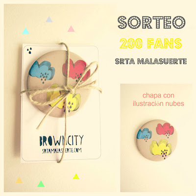 sorteo srta malasuerte draw illustration