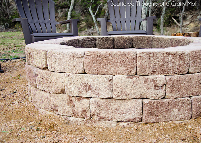 How to make a very simple and easy firepit.