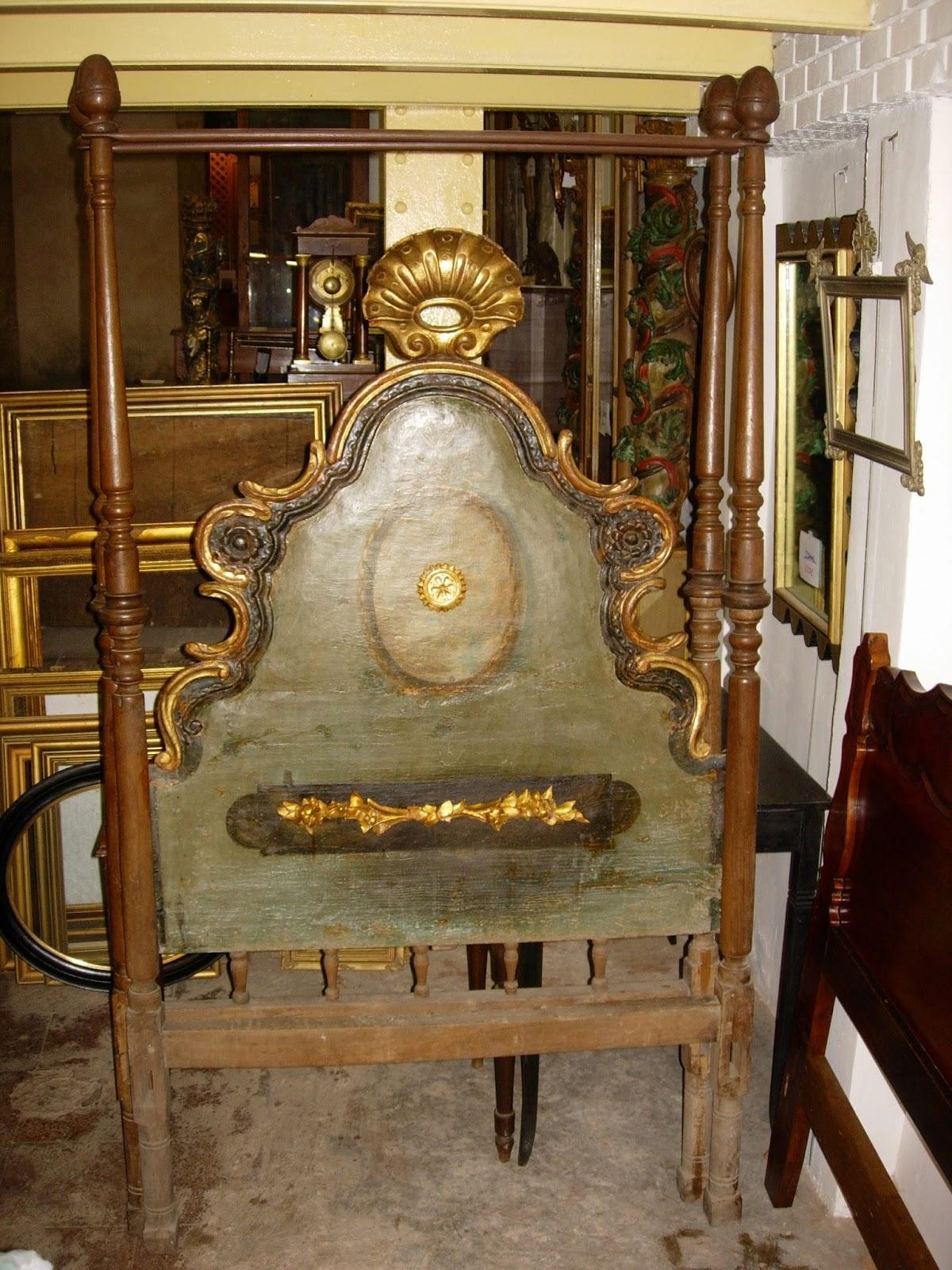 Antig edades fern ndez muebles armarios camas - Muebles siglo xviii ...