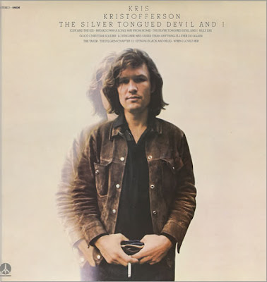 Kris Kristofferson The Silver Tongued Devil and I
