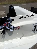 Honda Formula F, Formula Ford, F1600