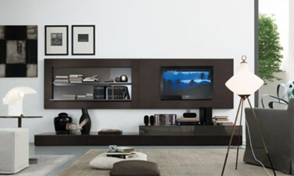 tv stands for the interior design of the living room creative tv wall