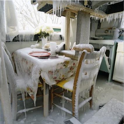 cocina tras glaciacion