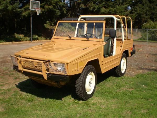 1985 Volkswagen Iltis For sale