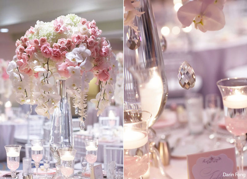 Wedding Ideas: Pink and Grey Wedding Ideas