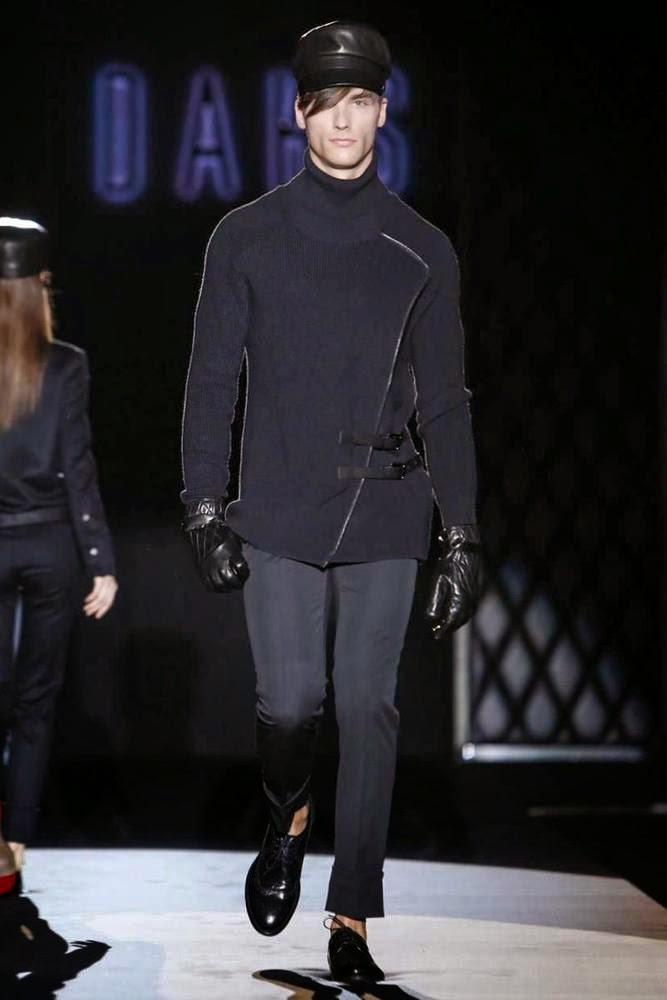 Daks Fall/Winter 2015 - Milan Fashion Week